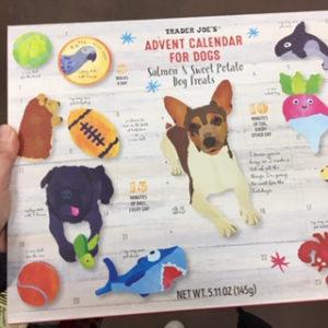 犬用アドバタイズカレンダー