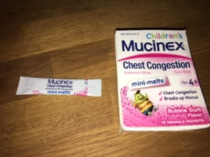 mucinex for kids